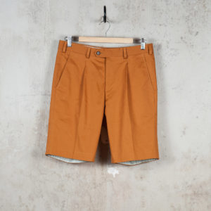 Viktor shorts Orange-CROP